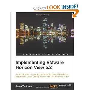 Implementing VMware Horizon View 5.2 Book Review