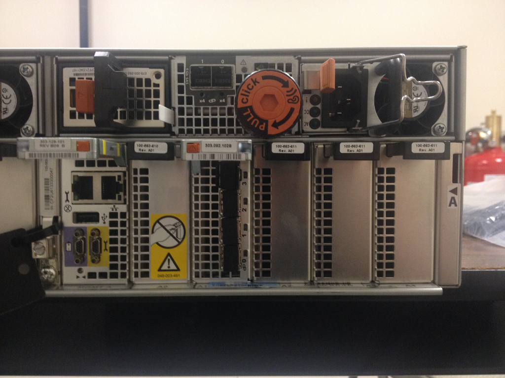 Hands on with the new EMC VNX5400 | Justin's IT Blog