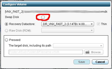 swap disk