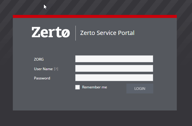 Zerto Cloud Service Provider How To – Part 2 Zerto Components