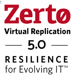 Zerto 5.0 – Replication to Microsoft Azure