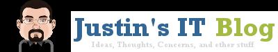Justin's IT Blog