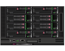 Why the HPE C3000 BladeSystem is the best lab setup ever