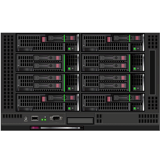 Why the HPE C3000 BladeSystem is the best lab setup ever | Justin's