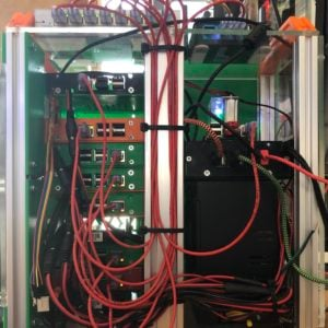 The Ultimate Nerd Raspberry Pi Cluster case version 2.0!